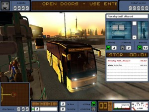 Bus Simulator 2008 English