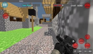 Cube Clans Wars 3D Multiplayer