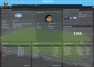 Football Manager 10