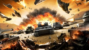World of Tanks Oyunu
